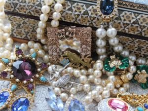 Винтажные украшения – красота вопреки времени. Ярмарка Мастеров - ручная работа, handmade.