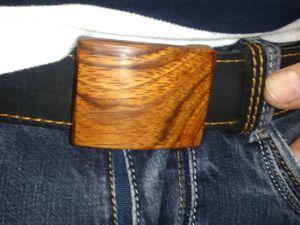 Латунная основа для пряжки из натурального дерева. Ярмарка Мастеров - ручная работа, handmade.