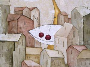 «Городской романс»  на Главной!. Ярмарка Мастеров - ручная работа, handmade.