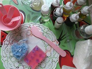 Мой способ изготовления мыла из основы. Ярмарка Мастеров - ручная работа, handmade.