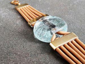 Новая фурнитура для браслета  «Катарсис» !. Ярмарка Мастеров - ручная работа, handmade.