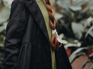 Лето не за горами! Подборка летних льняных пальто. Ярмарка Мастеров - ручная работа, handmade.