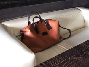 История сумок из натуральной кожи. Ярмарка Мастеров - ручная работа, handmade.