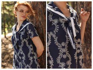 Платья с вышивкой, лён, лето. Ярмарка Мастеров - ручная работа, handmade.