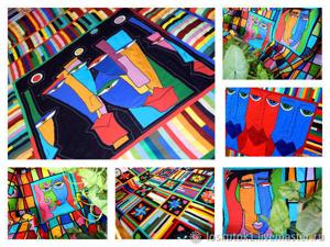 Красивое лоскутное шитье для взрослых и для детей. Пэчворк покрывала, одеяла, пледы, панно и подушки — в спальню, в гостинную, в детскую и на дачу!. Ярмарка Мастеров - ручная работа, handmade.