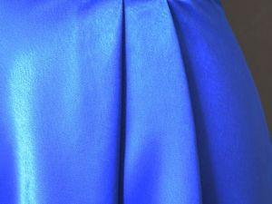 Аукцион! Атласная юбочка за 300 руб!. Ярмарка Мастеров - ручная работа, handmade.