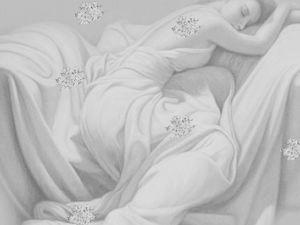 Почему надо спать ночью. Ярмарка Мастеров - ручная работа, handmade.