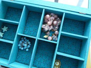 Еще один органайзер для украшений в магазине появится в продаже. Ярмарка Мастеров - ручная работа, handmade.