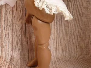 Шьем турнюр для антикварной или современной куклы. Ярмарка Мастеров - ручная работа, handmade.