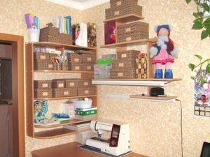 Организация моего «Рукодельного уголка». Ярмарка Мастеров - ручная работа, handmade.