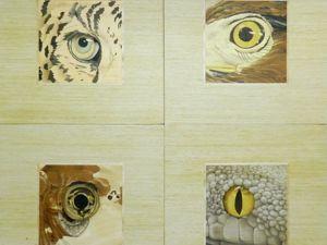 Аукцион «Глаза» 14'00-22'00 (мск). Ярмарка Мастеров - ручная работа, handmade.