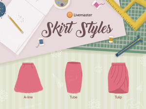 Skirt Styles Guide from Livemaster. Livemaster - handmade