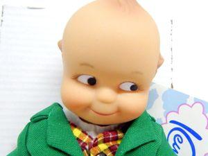 Kewpie Винтажная кукла 18 см. Ярмарка Мастеров - ручная работа, handmade.