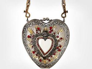 Сердца в коллекции Dolce &amp&#x3B; Gabbana. Ярмарка Мастеров - ручная работа, handmade.