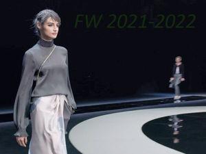 Тенденции FW 2021-2022. Ярмарка Мастеров - ручная работа, handmade.