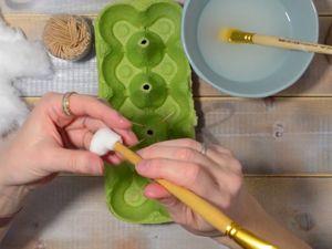 Как сделать обувь для ватной игрушки. Ярмарка Мастеров - ручная работа, handmade.