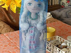 Упаковка для куклы на подставке. Ярмарка Мастеров - ручная работа, handmade.