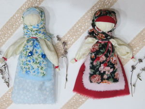 Создаем народную куклу Желанницу. Ярмарка Мастеров - ручная работа, handmade.