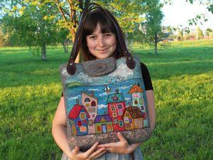 Мастер-класс по сумкам в Нижнем Новогороде. Ярмарка Мастеров - ручная работа, handmade.