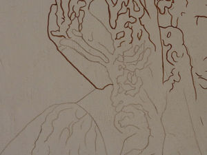 Как легко и точно перенести рисунок на холст. Ярмарка Мастеров - ручная работа, handmade.