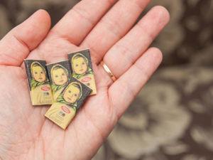 Видеоурок: создаем миниатюрную шоколадку «Аленка». Ярмарка Мастеров - ручная работа, handmade.