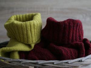 Свитер, свитер и носки (продолжение). Ярмарка Мастеров - ручная работа, handmade.
