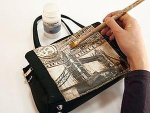 Сумка «Лондон». Ярмарка Мастеров - ручная работа, handmade.