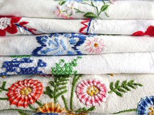 Ручная вышивка: любовь на долгие годы. Ярмарка Мастеров - ручная работа, handmade.