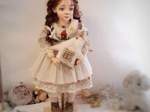 Милочка добавлена в коллекцию  «Уютный Винтаж». Ярмарка Мастеров - ручная работа, handmade.