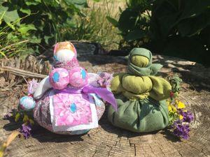 Акции в лавке — на обережные куклы для здоровья и защиты. Ярмарка Мастеров - ручная работа, handmade.