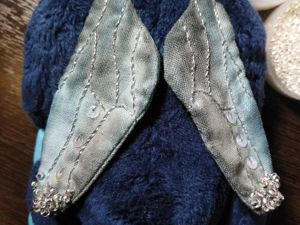 Делаем крылья мухи для куклы. Ярмарка Мастеров - ручная работа, handmade.
