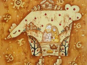 Домашний очаг. Ярмарка Мастеров - ручная работа, handmade.