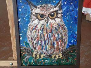 А по воскресеньям мы рисуем. Ярмарка Мастеров - ручная работа, handmade.