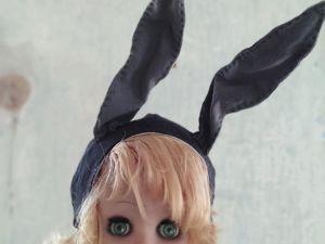 Кукла немочка эпохи ГДР. Ярмарка Мастеров - ручная работа, handmade.