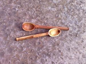 Изготовление деревянной ложки на токарном станке. Ярмарка Мастеров - ручная работа, handmade.