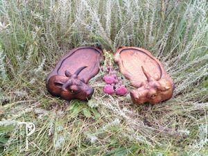 Деревянные доски для подачи стэйка  «Коррида». Ярмарка Мастеров - ручная работа, handmade.