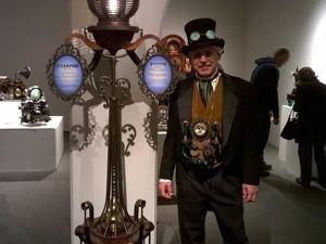 Дэйв Дюрос — мастер стимпанк-техники. Ярмарка Мастеров - ручная работа, handmade.