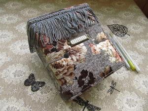 Блокнот джанк джорнал (джанкбук). Ярмарка Мастеров - ручная работа, handmade.