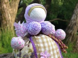 Мастер-класс по созданию куклы «Кубышка-Травница». Ярмарка Мастеров - ручная работа, handmade.