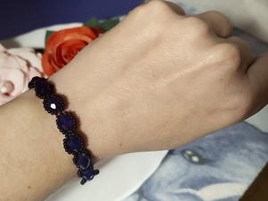Плетем браслет из бисера и бусин: мастер-класс для начинающих. Ярмарка Мастеров - ручная работа, handmade.