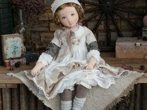 Новая куколка уже в магазине). Ярмарка Мастеров - ручная работа, handmade.
