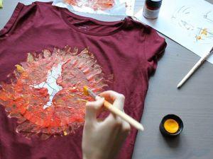Какую краску для ткани выбрать? Тест-драйв. Ярмарка Мастеров - ручная работа, handmade.
