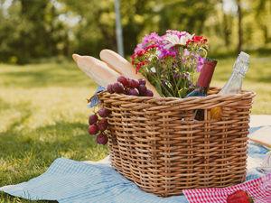 Пикник по-французски: как самому устроить незабываемый отдых, не выезжая за границу. Ярмарка Мастеров - ручная работа, handmade.