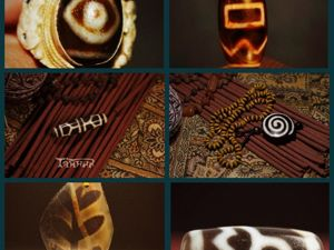 Другие символы бусин Дзи. Часть 3. Ярмарка Мастеров - ручная работа, handmade.