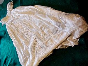 История одного крестильного платья. Ярмарка Мастеров - ручная работа, handmade.