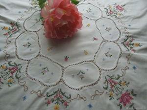 Большая распродажа винтажного текстиля продолжается!. Ярмарка Мастеров - ручная работа, handmade.