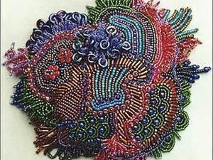 История появления стеклянного бисера и бисерных украшений. Ярмарка Мастеров - ручная работа, handmade.