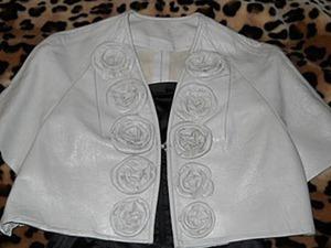 Как обновить старую куртку. Ярмарка Мастеров - ручная работа, handmade.
