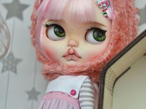 Кэти . New Doll. Ярмарка Мастеров - ручная работа, handmade.