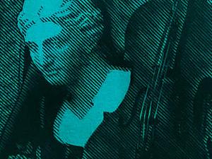 Венера в бирюзе, или Как печатать линогравюру на футболках. Ярмарка Мастеров - ручная работа, handmade.